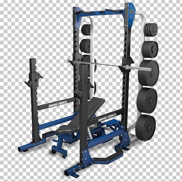Power Rack Strength Training Exercise Equipment Fitness Centre PNG