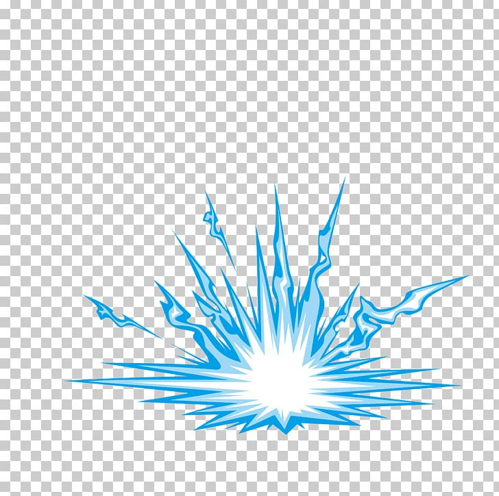 Explosion Blue Png Clipart Artworks Blue Blue Abstract