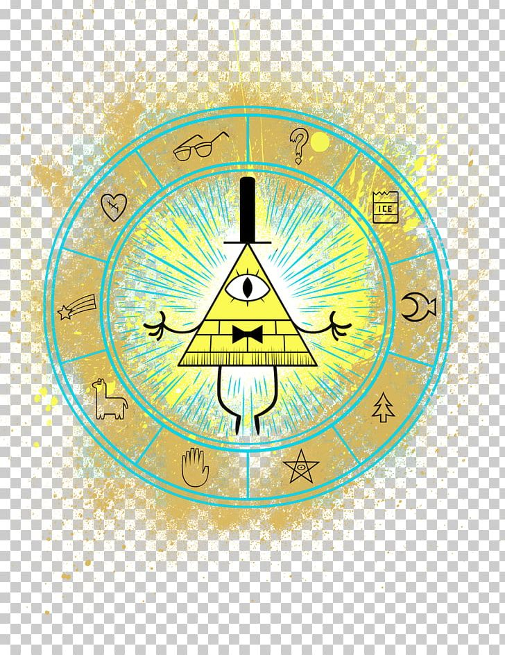 Bill Cipher T-shirt Gravity Falls Animated Film PNG, Clipart