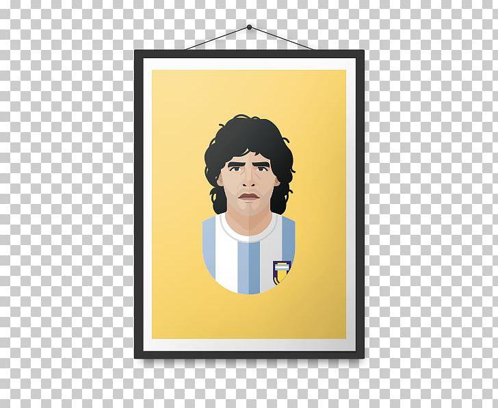 Poster Frames Cartoon Font PNG, Clipart, Animal, Behavior, Cartoon, Diego Maradona, Font Free PNG Download