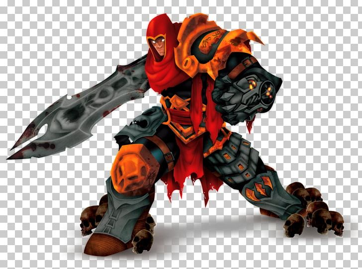 Darksiders III Art Video Game PNG, Clipart, Action Figure, Art