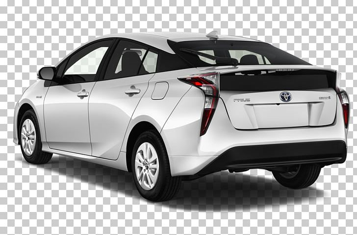 2016 Toyota Prius C 2017 Toyota Prius 2018 Toyota Prius Two Car Png