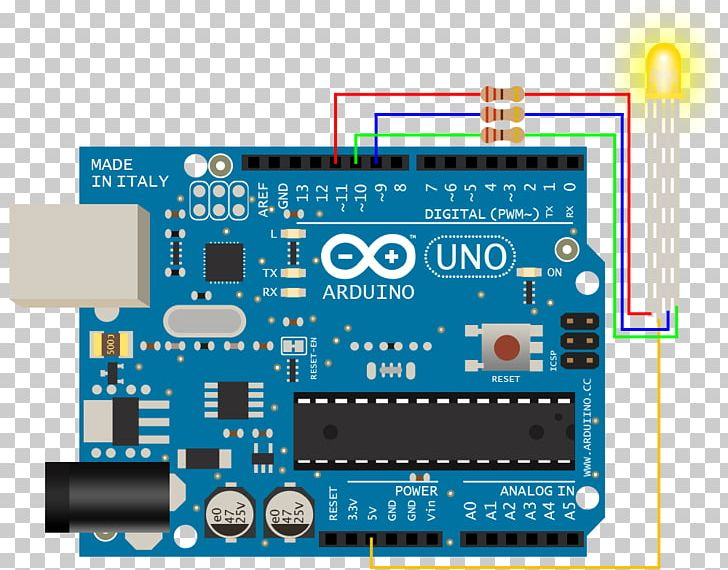 Arduino Bluetooth Android Serial Communication Electronics