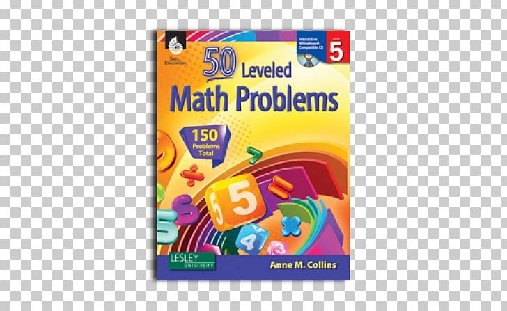 50 Leveled Math Problems Level 5 50 Leveled Math Problems ...