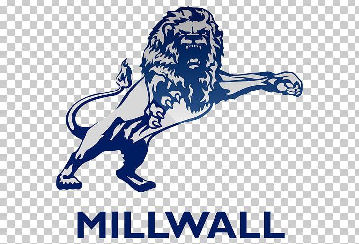 The Den Millwall F C  EFL Championship Fulham F C  English