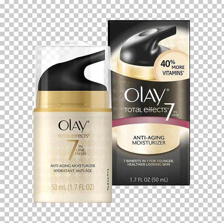 Olay Total Effects 7 In 1 Anti Aging Daily Face Moisturizer Anti Aging Cream Olay Total