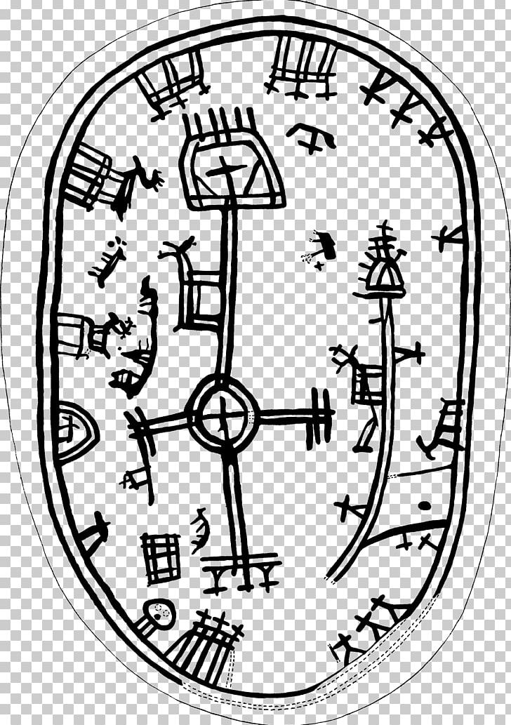 Sami Drum Drums Shamanism Frame Drum PNG, Clipart, Area, Art, Black And White, Circle, Drawing Free PNG Download