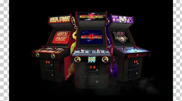 Mortal Kombat Arcade Kollection Mortal Kombat II Mortal