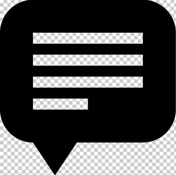 Computer Icons Speech Balloon Text PNG, Clipart, Angle, Black, Black And White, Brand, Bubble Free PNG Download