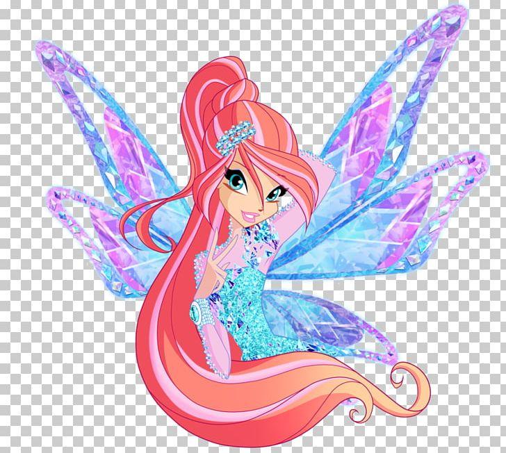 Kleurplaten Winx Club Believix.Bloom Fairy Butterflix Winx Club Png Clipart Art Barbie