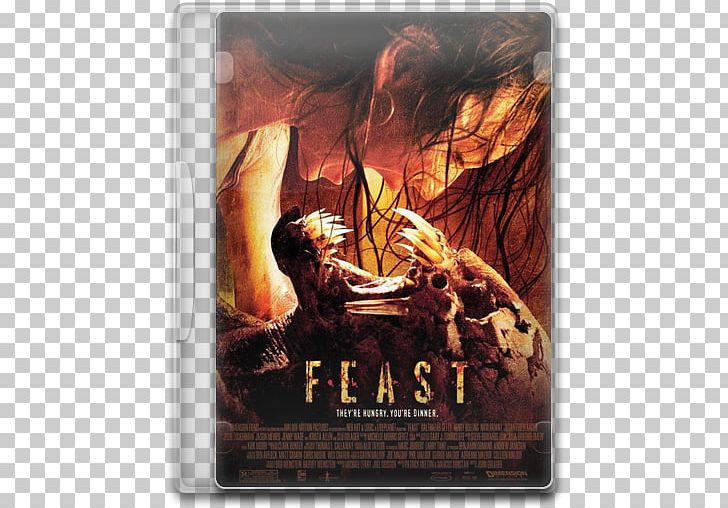 Film Poster Feast Film Director PNG, Clipart, Art, Cinema, Clu Gulager, Feast, Feast 2 Sloppy Seconds Free PNG Download