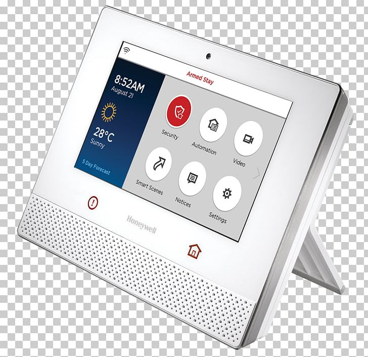 Security Alarms & Systems Home Security Honeywell Lyric Home