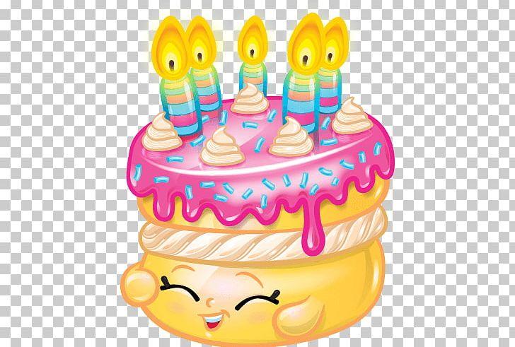 Shopkins birthday. Cake wish png clipart