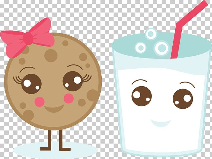 Chocolate Milk Chocolate Chip Cookie Cupcake Png Clipart