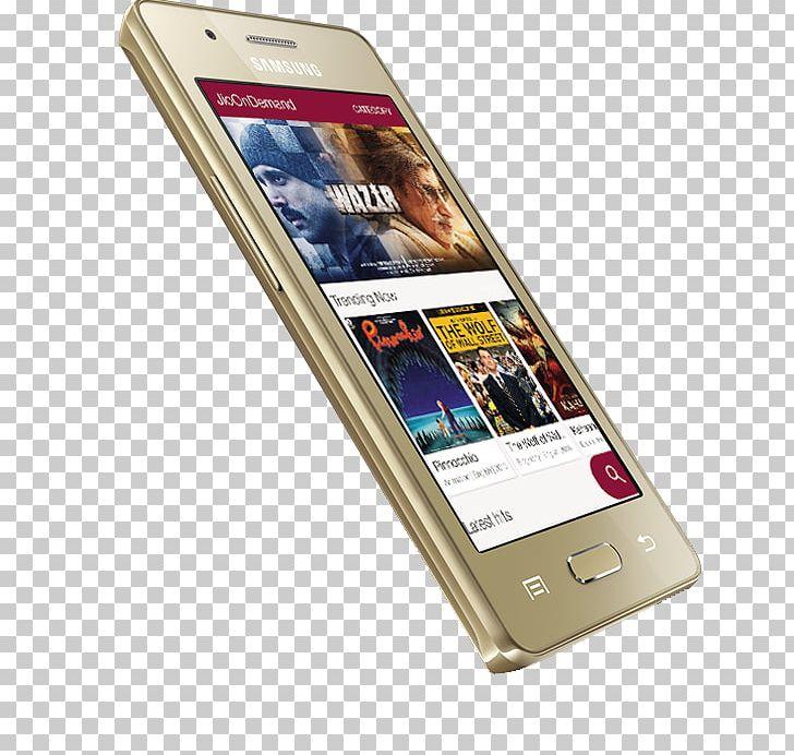 Smartphone Feature Phone Samsung Z2 Tizen PNG, Clipart