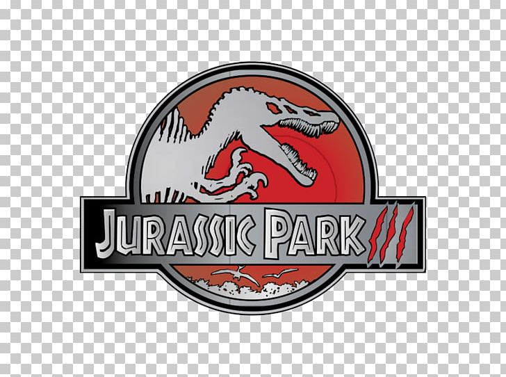 Jurassic Park III: Park Builder Jurassic Park Builder Jurassic Park: The Game Graphics PNG, Clipart, 2001, Badge, Brand, Emblem, Film Free PNG Download