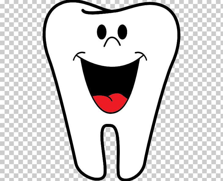 Human Tooth Smile Png Clipart Area Black And White Clip Cracked Tooth Syndrome Cute Dental Cliparts