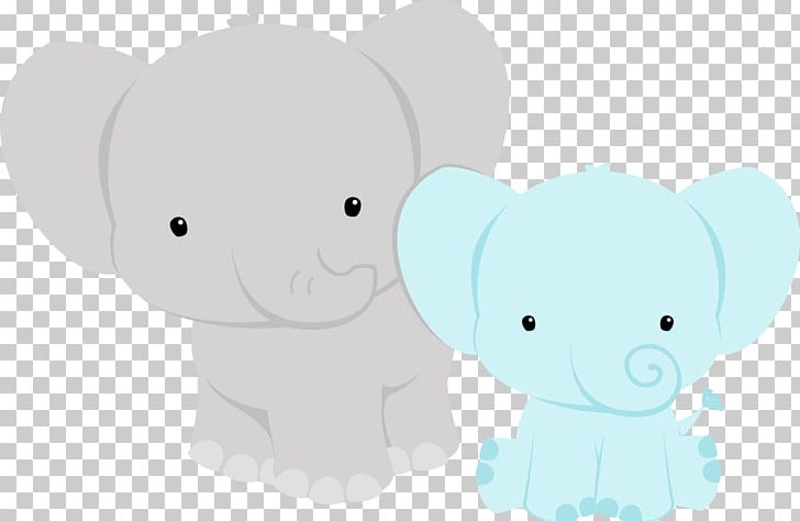 Elephantidae Baby Shower Infant PNG, Clipart, Animal, Baby Shower, Bear, Birthday, Blue Free PNG Download