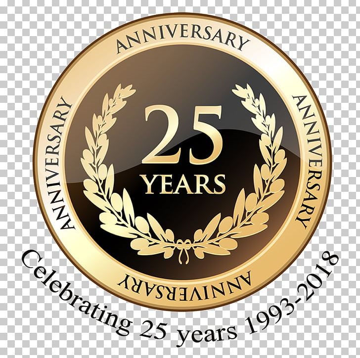 25th anniversary png th year anniversary celebration wedding anniversary png