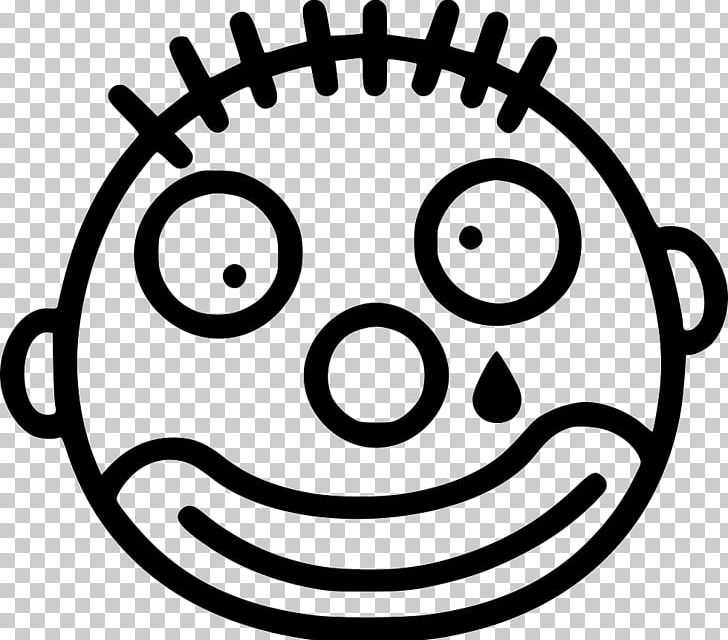 Smiley Computer Icons Emoticon Dizziness PNG, Clipart, Avatar, Black And White, Circle, Clown Face, Computer Icons Free PNG Download