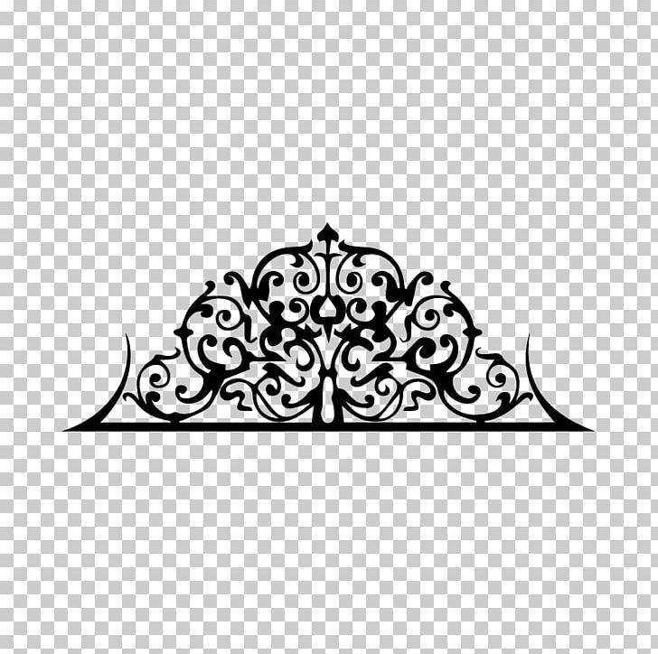 Paper Sticker Decorative Arts Furniture PNG, Clipart, Adhesive, Arabesque, Area, Baroque, Black Free PNG Download