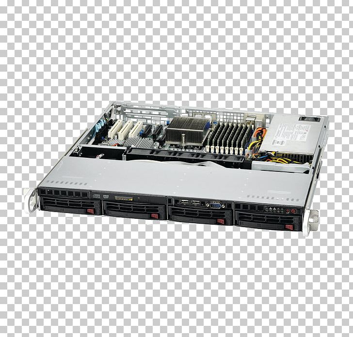 SUPERMICRO AS-1012G-MTF 1U Rackmount Server Barebone Socket