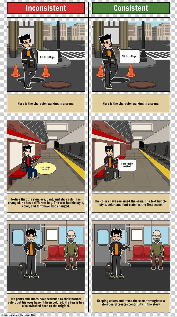 Storyboard Artist Scene Comics Narrative PNG, Clipart