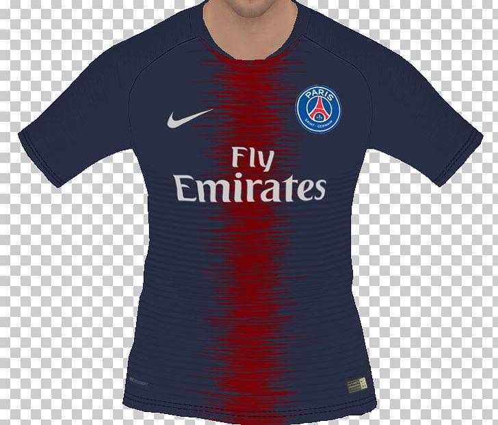 Paris Saint-Germain F C  Jersey Football Pro Evolution Soccer 2018