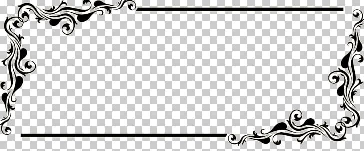 Borders And Frames PNG, Clipart, Art, Black, Black And White, Body Jewelry, Borders Free PNG Download