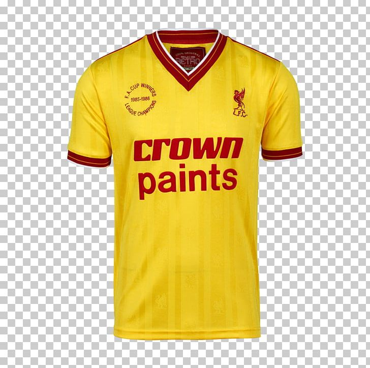 best website f6a51 fdcb2 Liverpool F.C. T-shirt FA Cup Jersey Kit PNG, Clipart ...