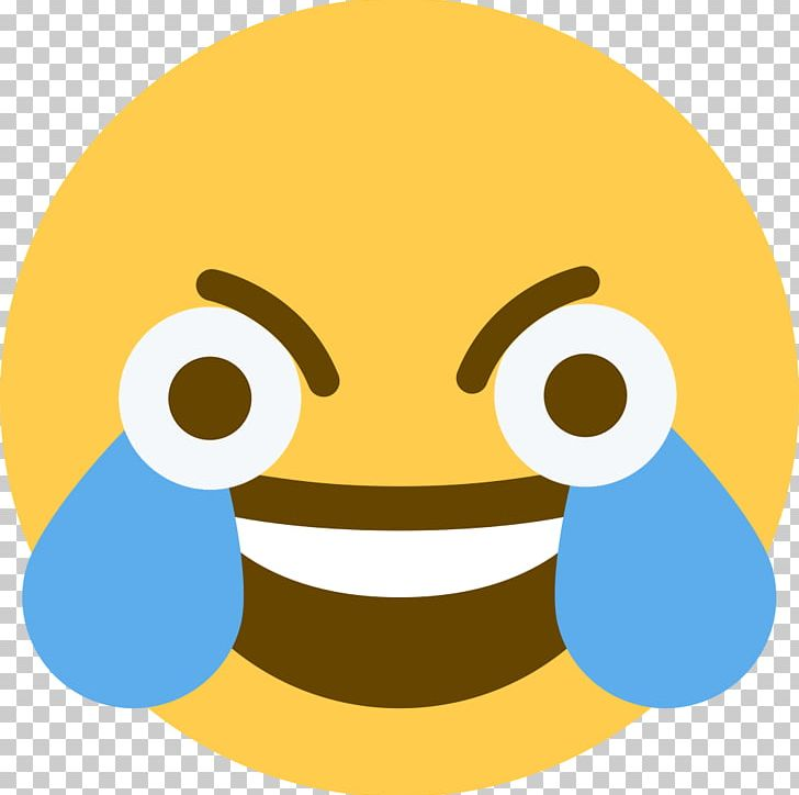 Face With Tears Of Joy Emoji Laughter Smile Crying PNG, Clipart, Anger, Annoyance, Art Emoji, Beak, Circle Free PNG Download