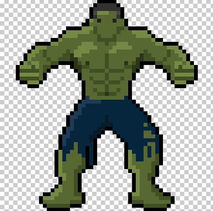 Pixel Art Marvel Cinematic Universe Green Png Clipart Art