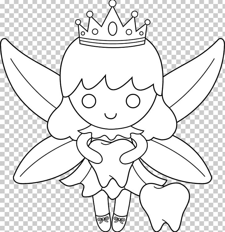 Tooth Fairy Coloring Pages - Get Coloring Pages | 753x728