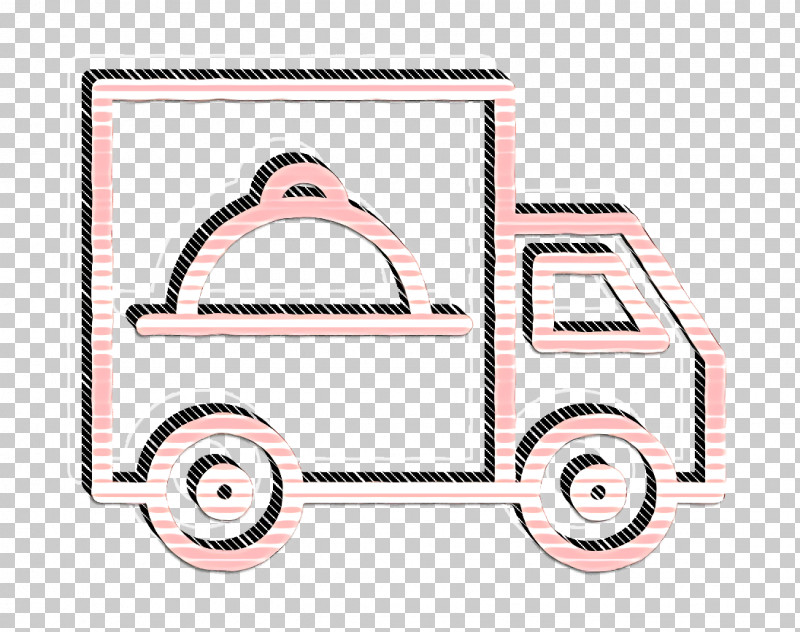 Food Truck Icon Fast Food Icon Van Icon PNG, Clipart, Fast Food Icon, Food Truck Icon, Geometry, Line, Mathematics Free PNG Download