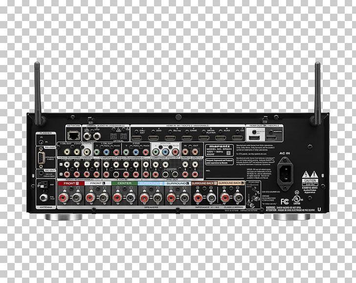 AV Receiver Surround Sound Marantz Dolby Atmos Home Theater Systems