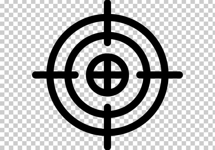 Computer Icons Shooting Target Bullseye Symbol PNG, Clipart, Area, Black And White, Bullseye, Circle, Computer Icons Free PNG Download