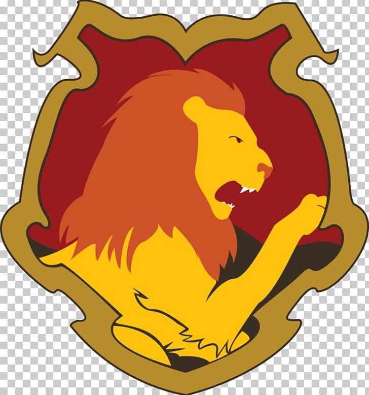 Gryffindor Harry Potter Lion Hogwarts Bag Png Clipart Art Bag