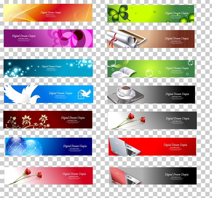 Web Banner Web Design Advertising PNG, Clipart, Advertising, Advertising Campaign, Art, Banner, Brand Free PNG Download