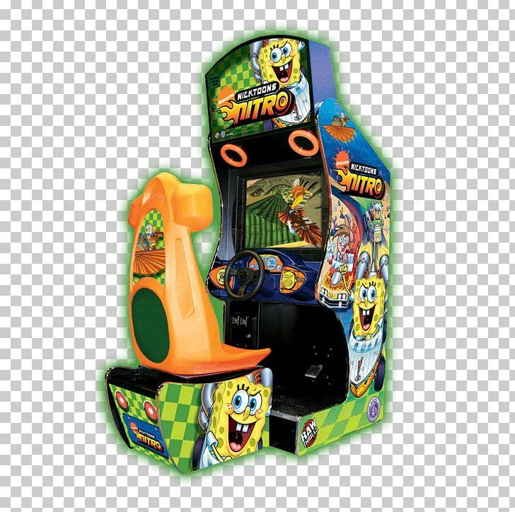 Nicktoons Nitro Nicktoons Racing Nicktoons: Battle For Volcano Island Nicktoons Unite! Arcade Game PNG, Clipart, Amusement Arcade, Arcade Ga, Atari, Nicktoons Attack Of The Toybots, Nicktoons Nitro Free PNG Download