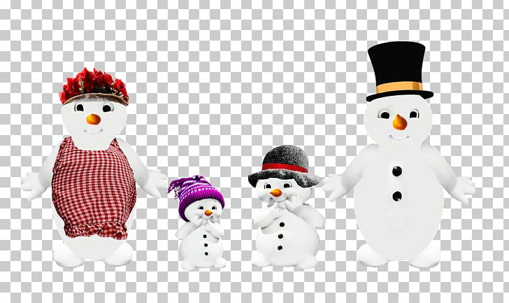 Snowman Family PNG, Clipart, Holidays, Winter Season Free PNG Download
