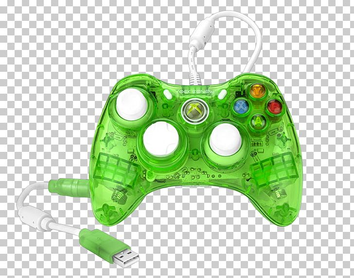 PDP Rock Candy Wired Controller For Xbox 360 Xbox 360
