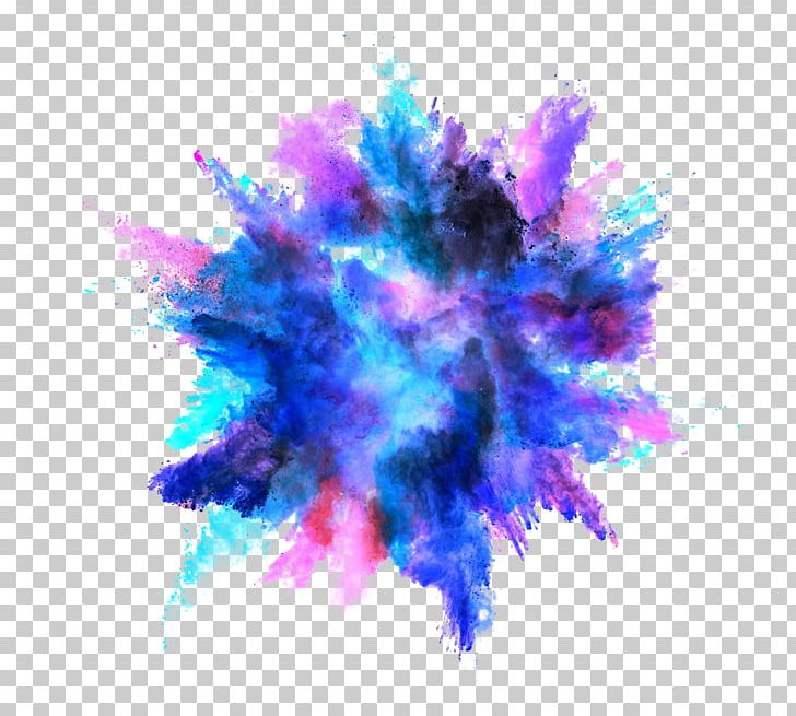 Explosion Color Powder Dust PNG, Clipart, Blue, Color, Computer Wallpaper, Desktop Wallpaper, Dust Explosion Free PNG Download