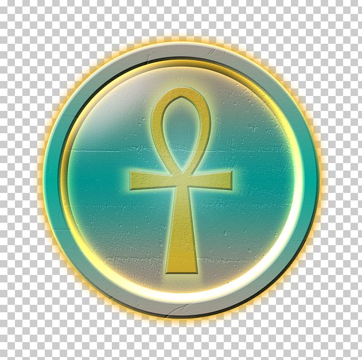 Symbol PNG, Clipart, Ankh, Circle, Others, Symbol, Yellow Free PNG Download
