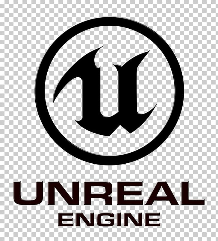 Unreal Engine 4 Game Engine Video Game PNG, Clipart, Area, Black And White, Brand, Engine, Epic Games Free PNG Download