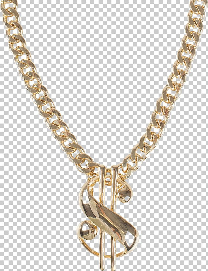 Earring Necklace Chain Jewellery Gold PNG, Clipart, Body Jewelry, Chain, Charms Pendants, Colored Gold, Dollar Free PNG Download