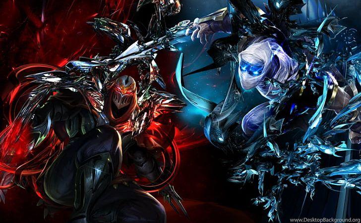 League Of Legends Desktop High Definition Television