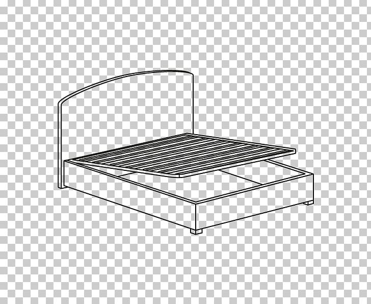 Bed Frame Mattress Line Angle PNG, Clipart, Angle, Bed, Bed Frame, Furniture, Home Building Free PNG Download