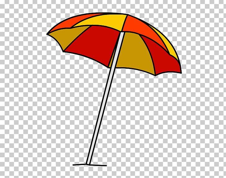 Umbrella Beach Png Clipart Area