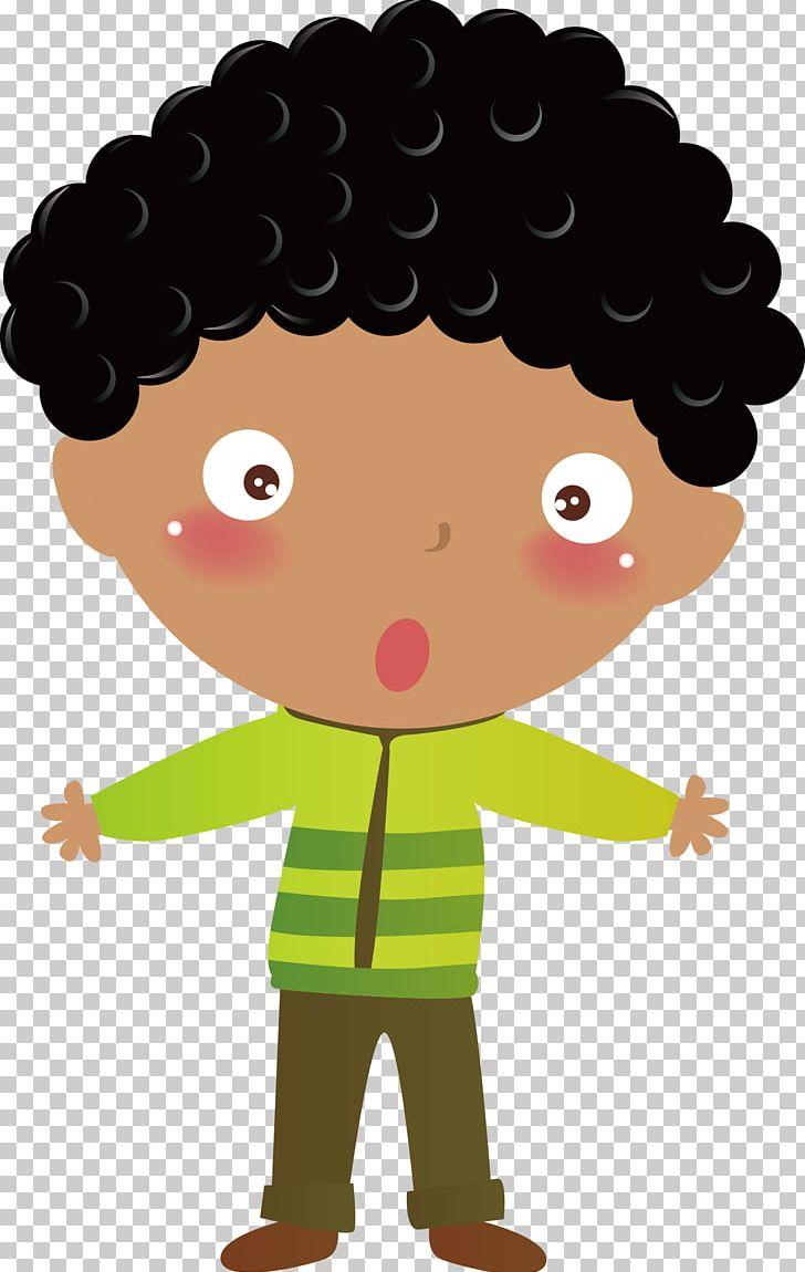 Boy Png Clipart Baby Boy Black People Boy Cartoon Boy Hair Wig Boys Free Png Download