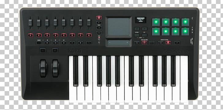 MIDI Controllers Korg Triton MIDI Keyboard Sound